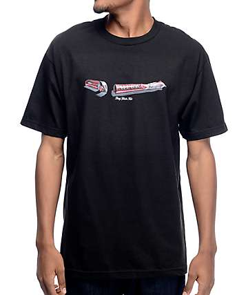 DGK Blunted Black T-Shirt