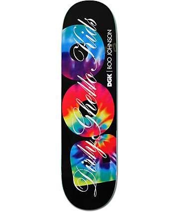 "DGK Boo Johnson Trippy 8.25"" Skateboard Deck"
