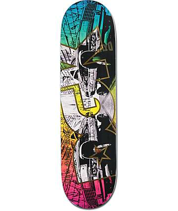 "DGK Bounce 8.38"" Skateboard Deck"