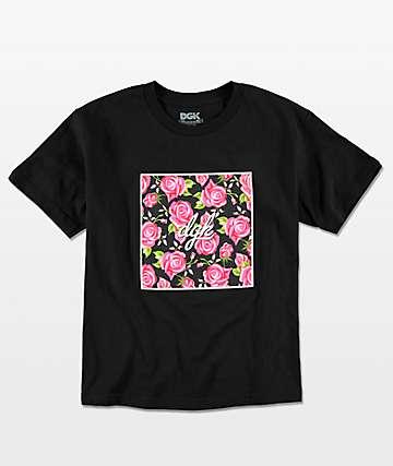 DGK Boys Masterpiece Black T-Shirt