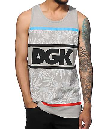 DGK Cannabis Cup Tank Top