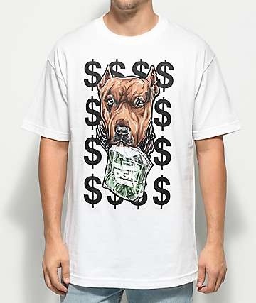 DGK Come Get It White T-Shirt