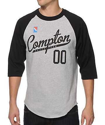 DGK Compton League Baseball T-Shirt