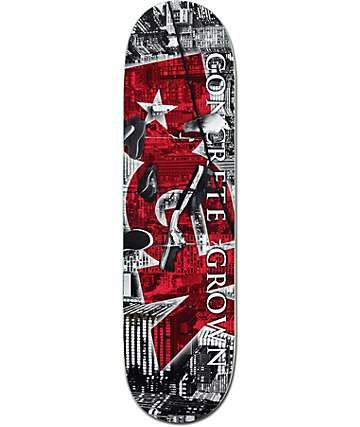 "DGK Concrete Grown 8.38"" Skateboard Deck"