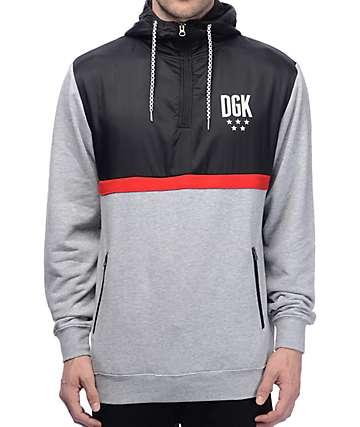 DGK Crossover Custom Hybrid Pullover Jacket