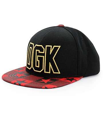DGK Cutter Snapback Hat