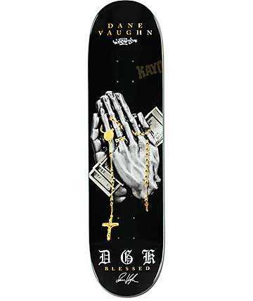 "DGK Dane Vaughn Blessed 8.06"" Skateboard Deck"