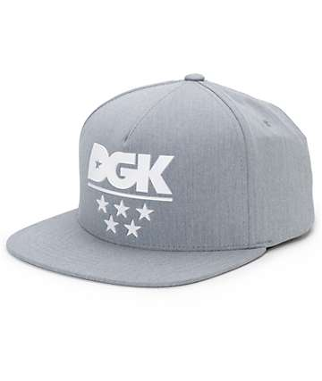 DGK Game Time Snapback Hat