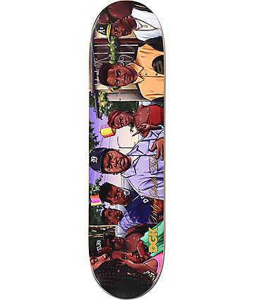"DGK Ghetto Classics Doughboy 7.9"" Skateboard Deck"