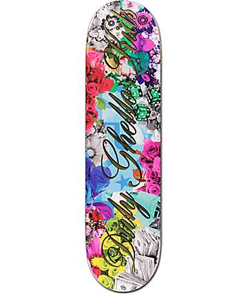 "DGK Good Life 8.1"" Skateboard Deck"