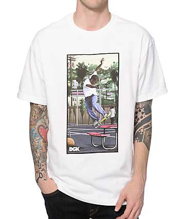 DGK Icon Stevie T-Shirt