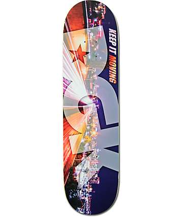 "DGK Keep It Moving 8.1"" Skateboard Deck"
