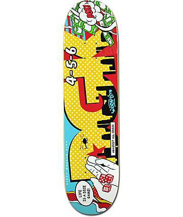 "DGK Life Is 8.06"" Skateboard Deck"