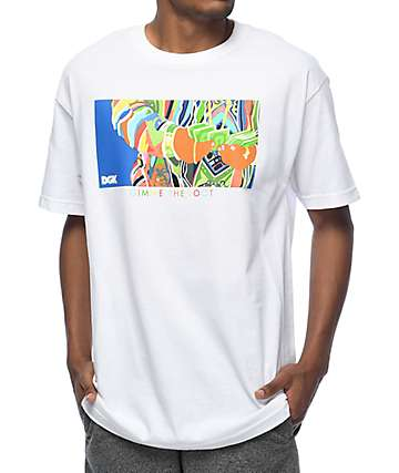DGK Loot White T-Shirt