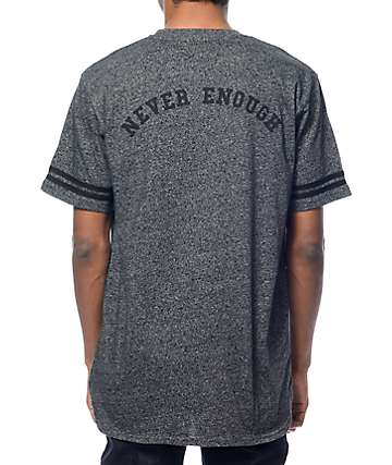 DGK Never Enough Black T-Shirt