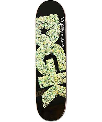 """DGK No Stems 8.06"""" Skateboard Deck"""