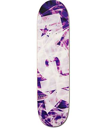 "DGK Purple Haze 8.06"" Skateboard Deck"