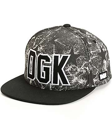 DGK Rough Snapback Hat
