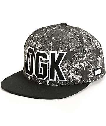 DGK Rough Snapback Hat