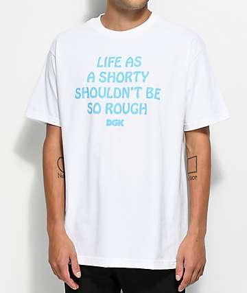 DGK Shorty White T-Shirt