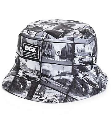 DGK Skate Spot Reversible Bucket Hat