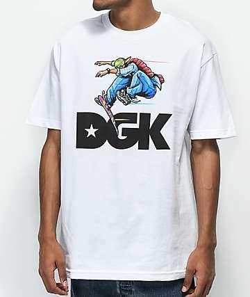 DGK The Future White T-Shirt
