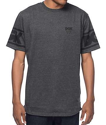DGK Tribeca Grey Long T-Shirt