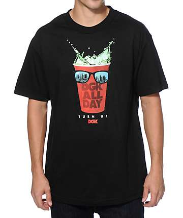 DGK Turn Up T-Shirt
