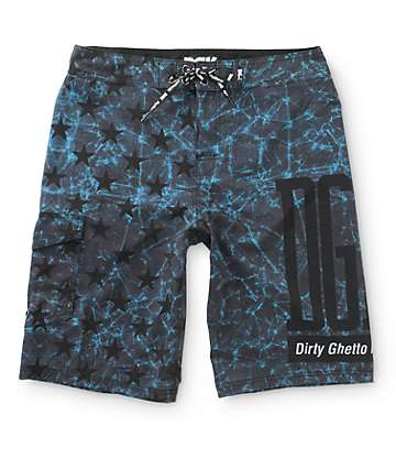 DGK Unfollow 22 Board Shorts