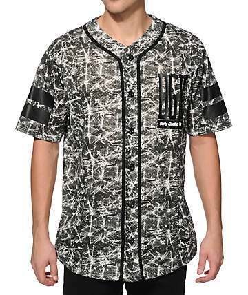 DGK Unfollow Baseball Jersey
