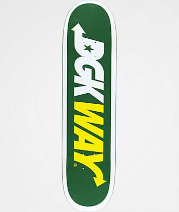 "DGK Way 8.06"" Skateboard Deck"