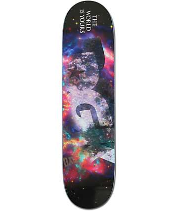 "DGK World Is Yours 7.75"" Skateboard Deck"