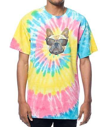 DGK Yogi Tie Dye T-Shirt