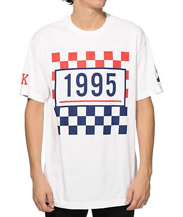 DGK x JT & CO Checkerboard T-Shirt