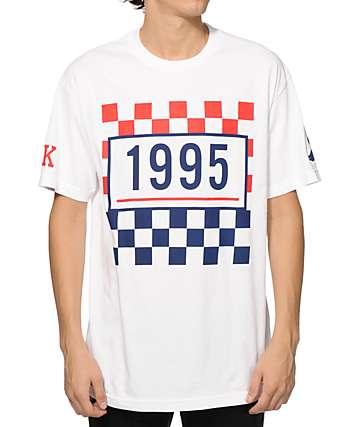 DGK x JT & CO Checkerboard T-Shirt