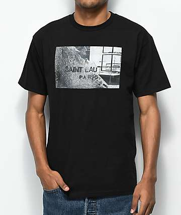 DOPE Vandalized Black T-Shirt