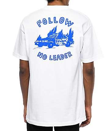 DROPOUT CLUB INTL Heavy Slime camiseta blanca