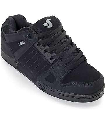 DVS Celsius Diamond zapatos de skate en negro
