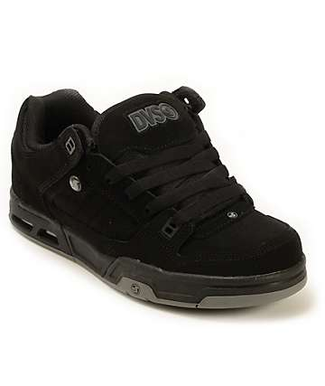 DVS Militia Heir Nubuck Skate Shoes