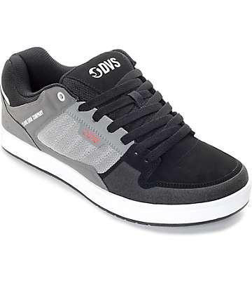 DVS Portal zapatos de skate en gris y color plomo