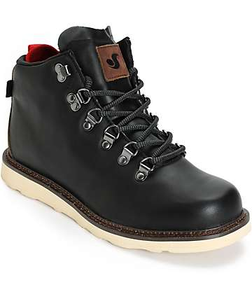 DVS Yodeler Peter Line Leather Boots