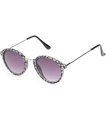 Daisy Rounded Sunglasses