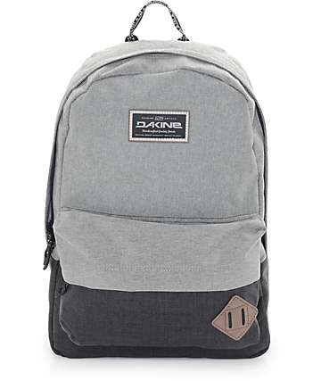 Dakine 365 Sellwood Grey & Black 21L Backpack