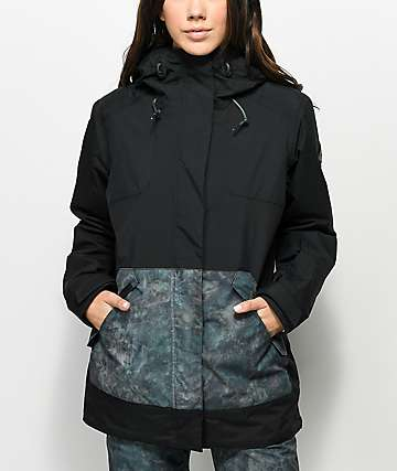 Dakine Bijoux Madison Black 10K Snowboard Jacket
