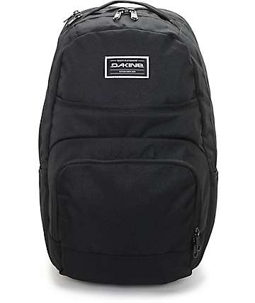 Dakine Campus DLX 33L Black Backpack