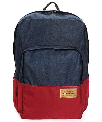 Dakine Capitol Denim 23L Backpack