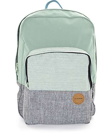 Dakine Capitol Seaglass Light Green Backpack