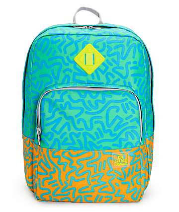 Dakine Capitol Squiggles 23L Backpack