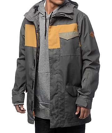 Dakine Elsman Black 10K Snowboard Jacket