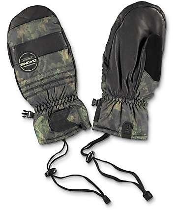 Dakine Fillmore Mitt Camo Snowboard Gloves